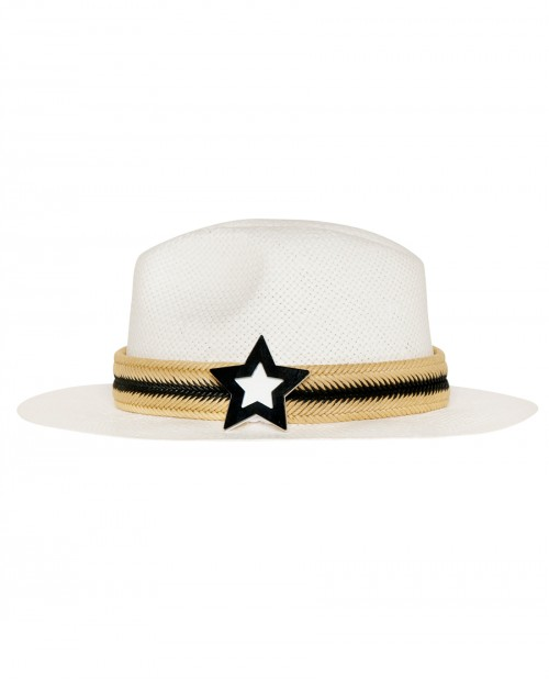 KOKU Beyaz Şapka