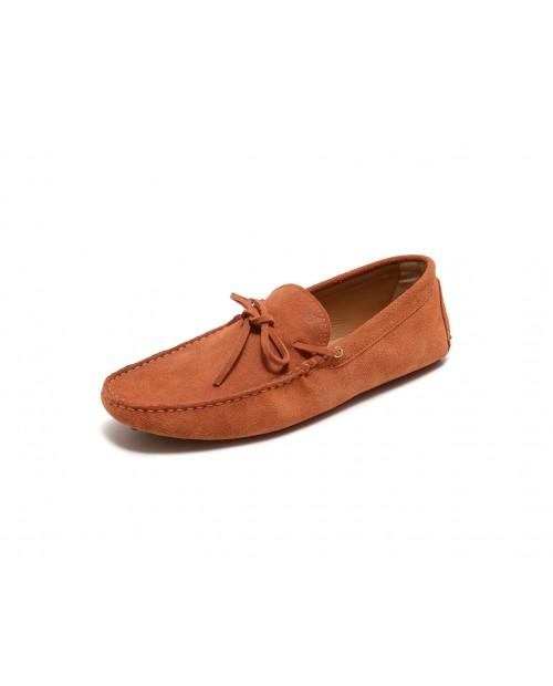Bobbies Paris Le Magnifique kiremit süet ayakkabı