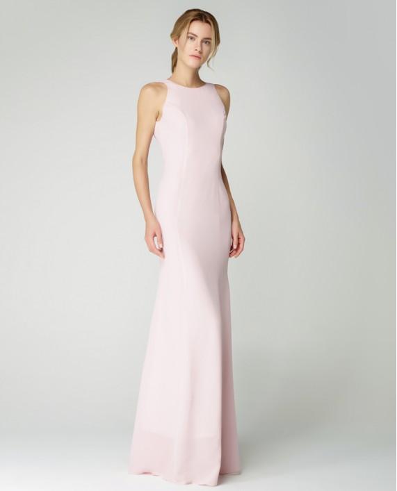 Atelier 55 Yeni Sezon Pembe Elbise