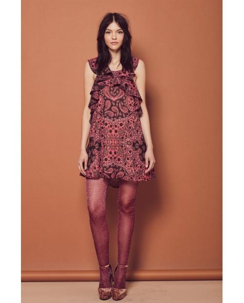 For Love & Lemons Margot Mini Elbise