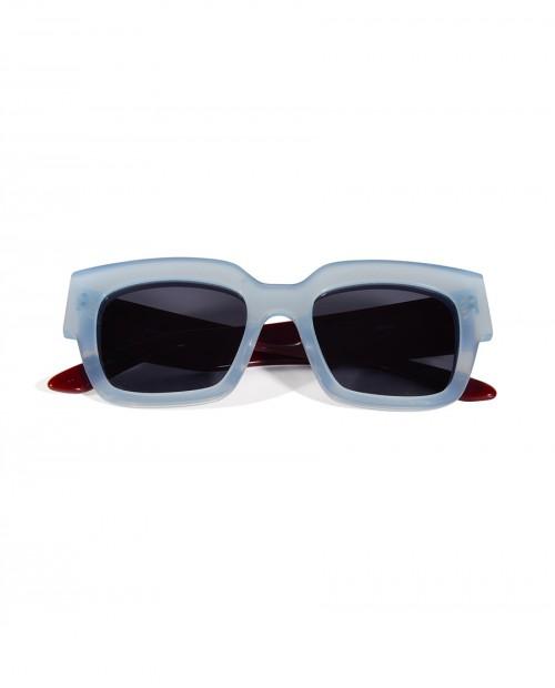 Mavi Kahve Saplı Gözlük