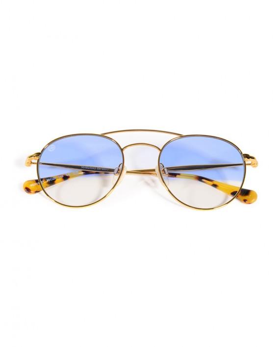 İki Renk Cam Gözlük